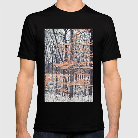 Snow in the Woods T-shirt