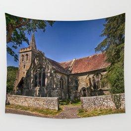 St Margaret of Antioch Isfield Wall Tapestry