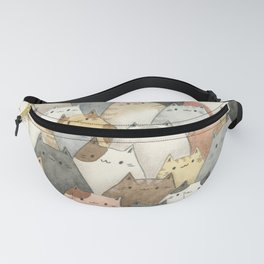Sea of Cats Fanny Pack