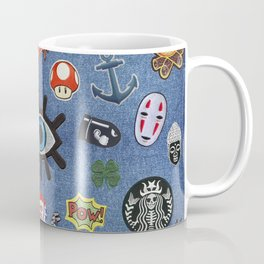 Patch Extravaganza Coffee Mug
