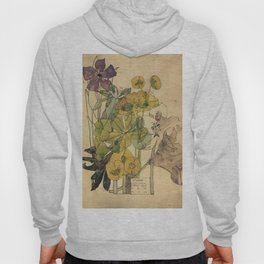Spurge With Yham - Charles Rennie Mackintosh - 1909 Hoody