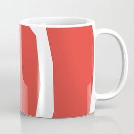 60s Psychedelic Print Coffee Mug