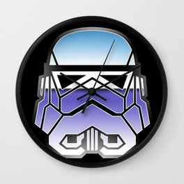 Trooper in disguise Wall Clock