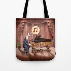 LA-LA-LA-Llama! Tote Bag