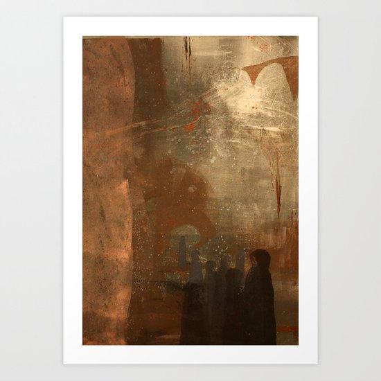 Cimmerian Art Print