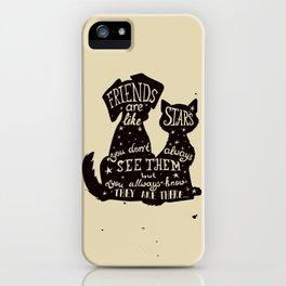 My Pets My Best Friends. iPhone Case