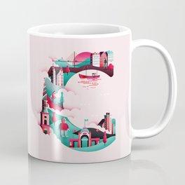 Wanderlust Alphabet – C is for Copenhagen Coffee Mug