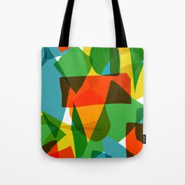 Super Colors Tote Bag
