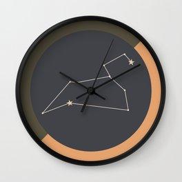 LEO (MID-CENTURY MODERN) Wall Clock
