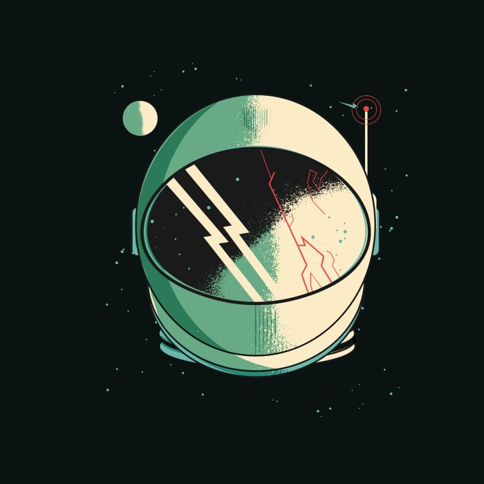 Death of an Astronaut Comforters