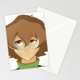 Pidge is Not Amused Stationery Cards