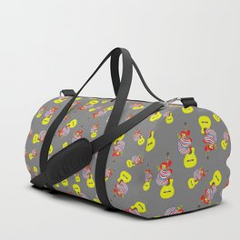 Heroes Sloth Vintage Guitar Duffle Bag