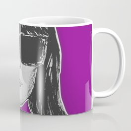 (Girl Boss - Britt Robertson) - yks by ofs珊 Coffee Mug
