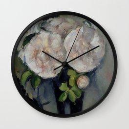 "Paul Cezanne ""Still Life with Blue Pot"" Wall Clock"