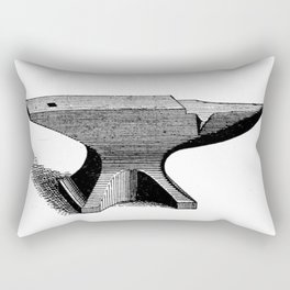 Anvil Rectangular Pillow
