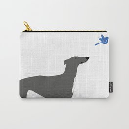 Whippet Dog Carry-All Pouch