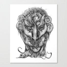 All Hail the Rat King Canvas Print