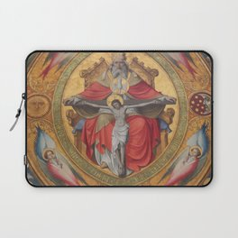 Cologne Cathedral - Altar of the Poor Clares Laptop Sleeve