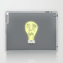 Be Your Own Light Laptop & iPad Skin