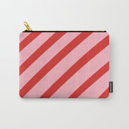 Reddy Stripes Carry-All Pouch