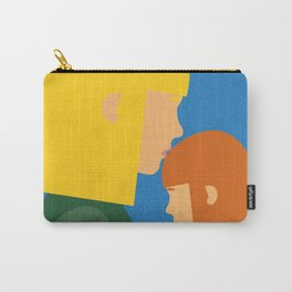 Mum And Daughter Carry-All Pouch