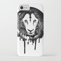 grafitti iPhone & iPod Cases featuring Hodari Grafitti by a little Piece of Pie