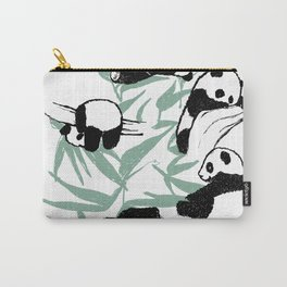 Panda World Carry-All Pouch