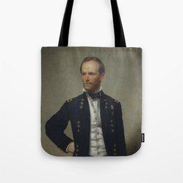 General William Tecumseh Sherman Painting Tote Bag
