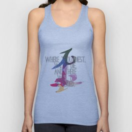 Parabatai Quote Unisex Tank Top