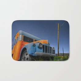 Magic Bus Bath Mat