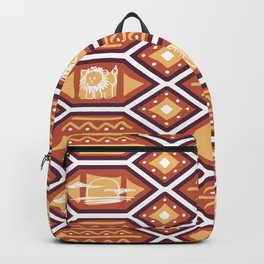 African Heat Backpack