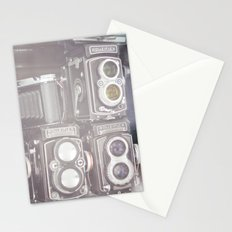 Film Cameras Stationery Cards