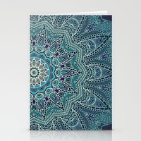 lace Stationery Cards featuring LACE by Monika Strigel