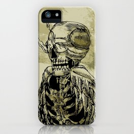 DEAD LORD iPhone Case