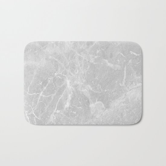 Real Marble Bath Mat