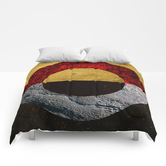 Abstract #155 Comforters