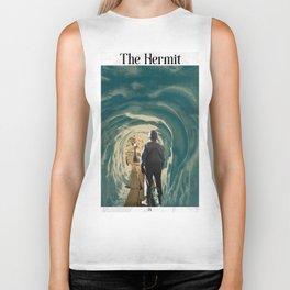 The Hermit Biker Tank