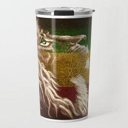 King Of Judah Travel Mug