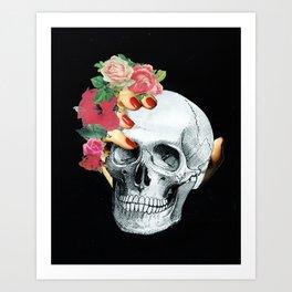 Skull Crusher Art Print