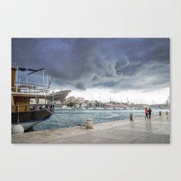Trogir 1.2 Canvas Print