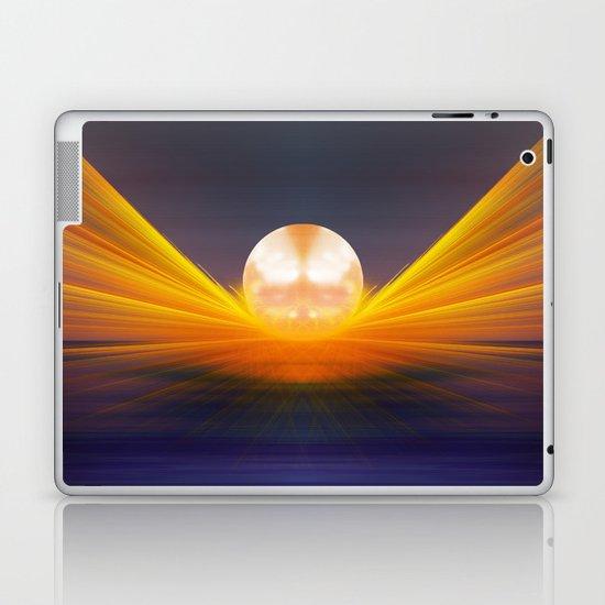 Sunrise and Sunset Laptop & iPad Skin