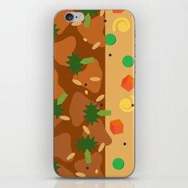Chinese Food iPhone Skin