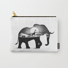WILD AFRICA Carry-All Pouch