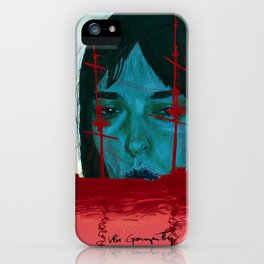The Sinking Ship IS My Lifeboat. iPhone Case