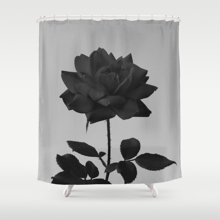 Vibrant Darkness Shower Curtain by julianbaham | Society6
