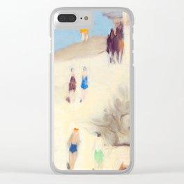 Clarice Beckett - Sandringham Beach, 1933 Clear iPhone Case