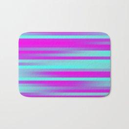 Two Colors Compositions I Bath Mat