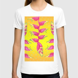 Sunshine and Heliconia T-shirt