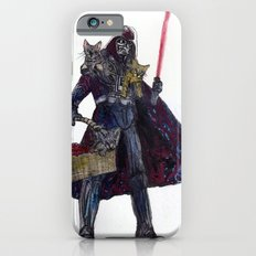 Cat Dad Vader iPhone 6s Slim Case