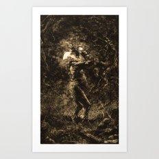 KING LEAR Art Print